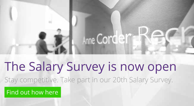 Take part in the 20th Greater Peterborough Salary Survey