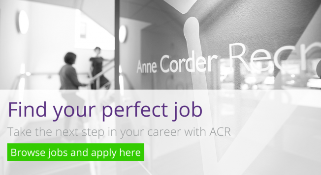 Find Your Perfect Job with Anne Corder Recruitment