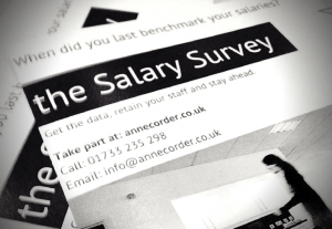 Anne Corder Recruitment Salary Survey