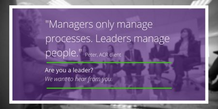 Leadership and management quote