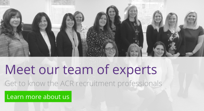 Meet our recruitment professionals
