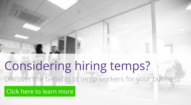 Learn more about hiring temps